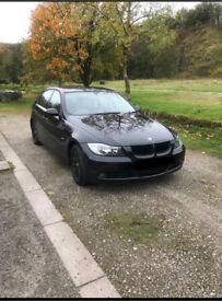 2006 BMW 320d SE 3 Series 2.0 Diesel MANUAL BLACK