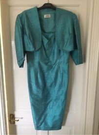 Condici Mother of the Bride/Groom outfit size 10 inc hat
