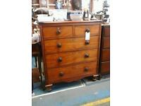 Victorian chest of drawers Turf