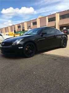 2004 Infiniti G35 6MT Coupe