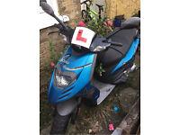 Used typhoon 125cc