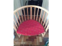 Stokke sleeppi nursery chairs
