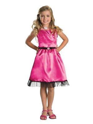 Disney High School Musical Sharpay's Pink Dress Costume HSM