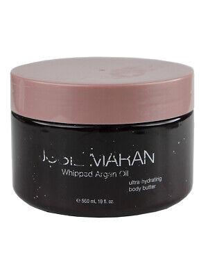 Josie Maran Whipped Argan Oil Body Butter Vanilla Pear/L Bronze 19oz SCR NO SEAL