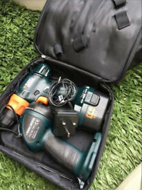 Black and decker cordless drill driver with light and charger NEW NEW