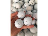 Titleist Pro v1/v1x Grade B/C x25 golf balls