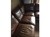 Stunning Laura Ashley corner sofa