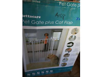 Bettacare pet gate/baby gate