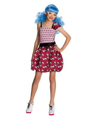 Rubies Girls Monster High Ghoulia Yelps Daughter of the Zombies Costume](Monster High Zombie Costume)