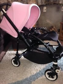 Bargain bugaboo bee plus black very clean & working