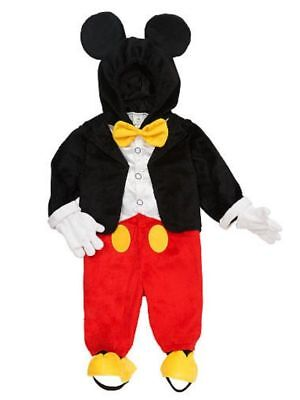 Disney Mickey Mouse Road Racer Halloween Costume Size 2T