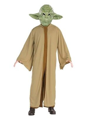 Star Wars Boys Yoda Costume & Mask - Boys Yoda Costume