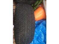 Sonar Tyre