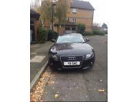 Beautiful Black Audi A5 2.0 TFSI 2dr £5600 OVNO