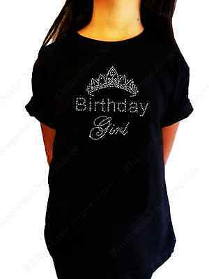Girls Rhinestone T-Shirt