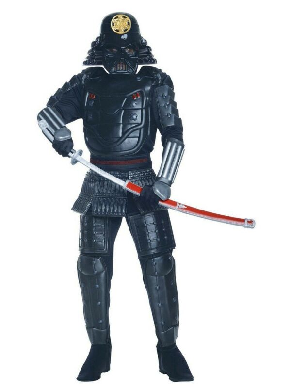 Star Wars Samurai Darth Vader Costume Extra Large