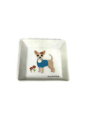 Two's Company - Kennel Club - Trinket Tray - Chihuahua