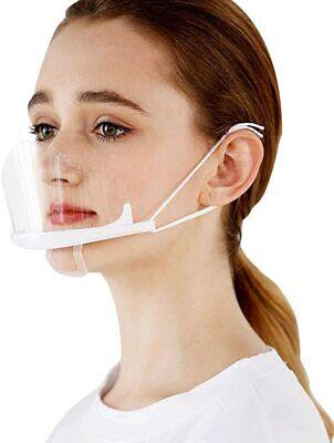 ichtsschutzschild Kunststoff Visier Gesichtsschutz Anti-Fog  (Kunststoff-visier)