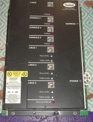 Rauland Ncgcm Group Control Module Responder Nurse Call G2