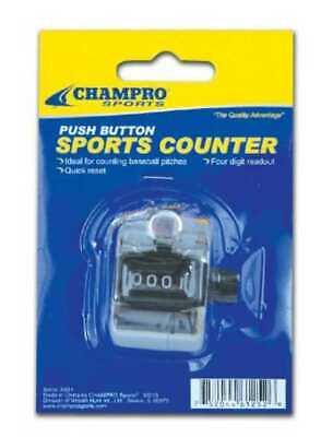 E-5 Triple Pitch /& Doorman//Bouncer Counter