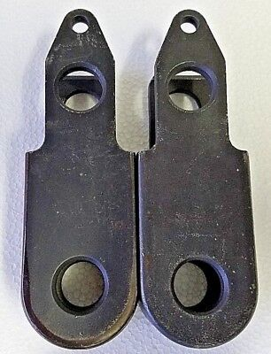 Hurst Jaws Of Life Spreader Tips With Borehole For Chain And Pin