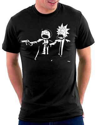 Pulp Rick and Morty Fiction