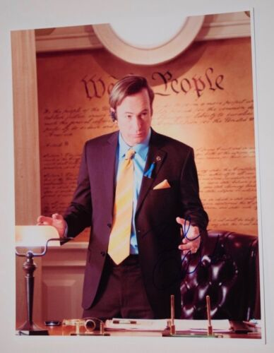 Bob Odenkirk Signed Autographed 11x14 Photo BETTER CALL SAUL Breaking Bad COA VD