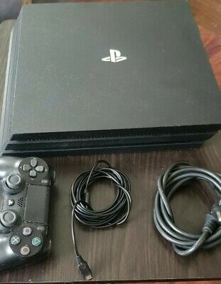 Sony  playstation ps4 Pro 1TB Console - Black
