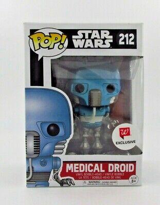 FUNKO POP!: STAR WARS - MEDICAL DROID WALGREENS EXC. #212 *UK STOCK*