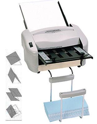 Falzmaschine Martin Yale 7200 Faltgerät mit 4 Falzarten für DIN A4