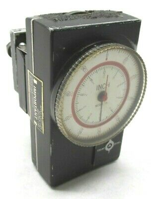 Swi Trav-a-dial .001 Travel Dial Readout W Mounting Base - 7a