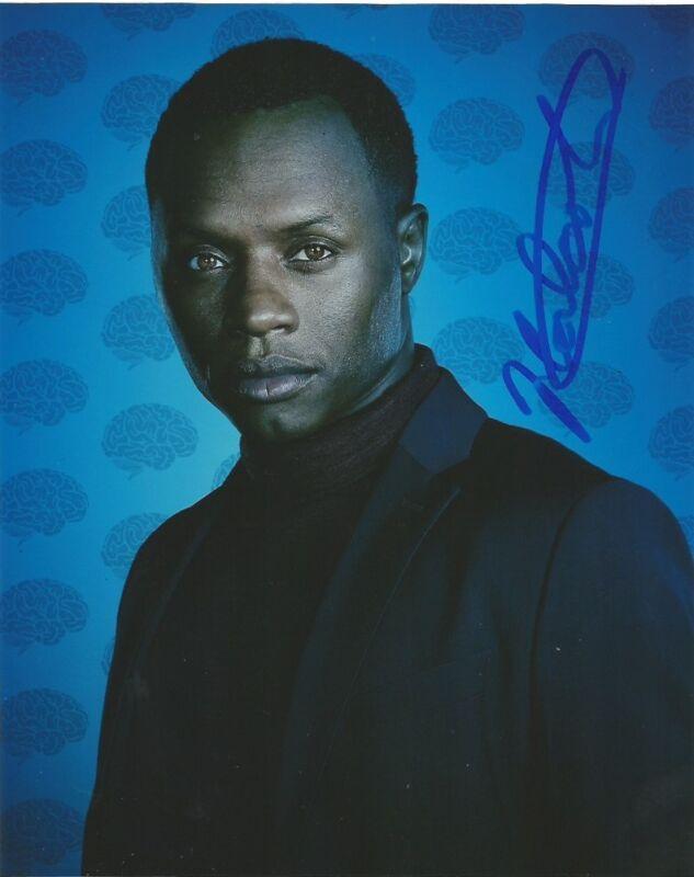 Malcolm Goodwin iZombie Autographed Signed 8x10 Photo COA #1