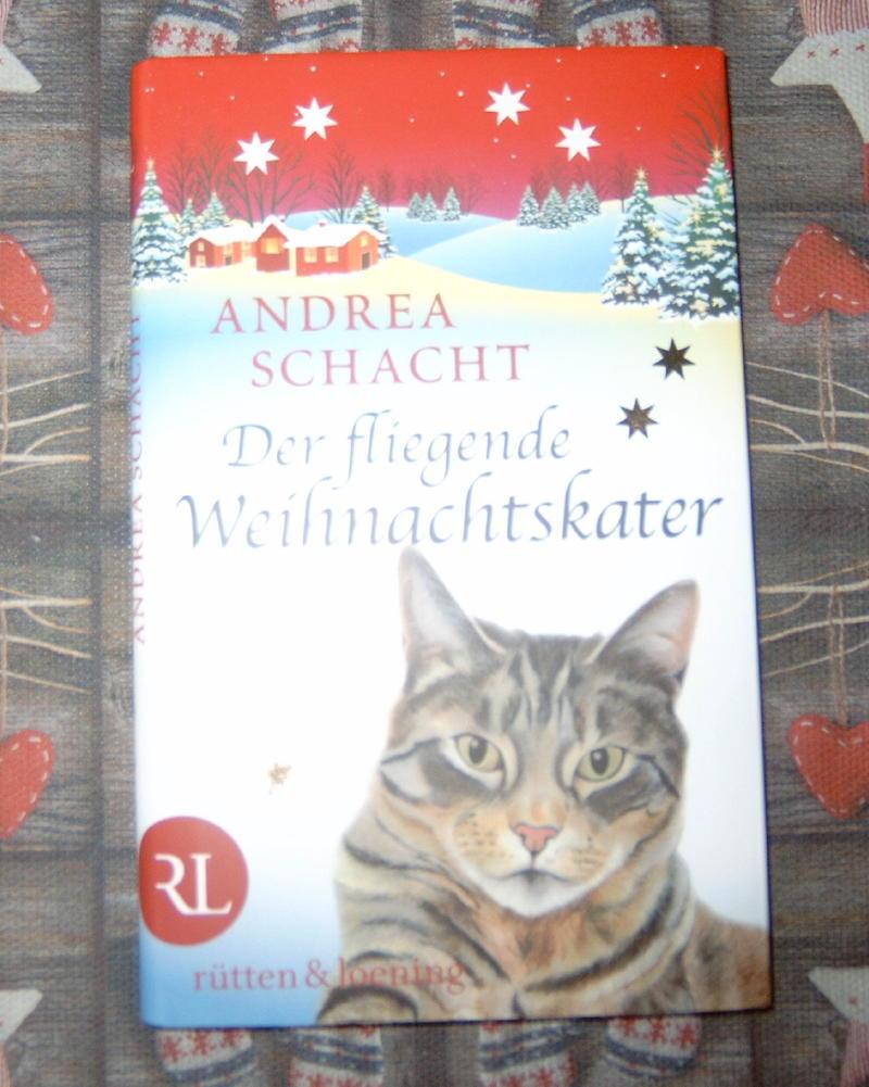 Roman*Andrea Schacht*Der fliegende Weihnachtskater*Katzenroman*Tierroman