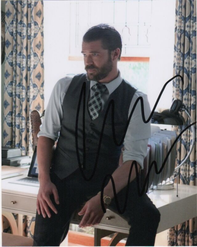Charlie Weber How to Get Away with Murder Autographed Signed 8x10 Photo COA #2