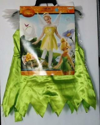 Halloween Costume For 3 Year Old (Halloween Disney Disguise Tinker Bell Child Costume Size 4-6 for 3-4 Year)