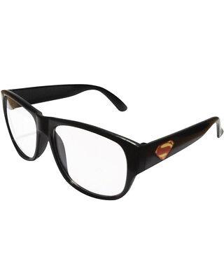 Superman Clark Kent Glasses One Size (Clark Kent Halloween Glasses)
