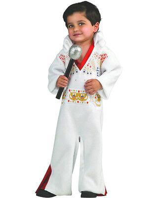 Elvis Romper Toddler Costume Size TODD - Toddler Elvis Costumes