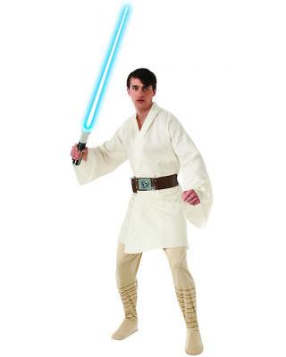 Star Wars - Luke Skywalker Deluxe Adult Costume](Deluxe Luke Skywalker Costume)
