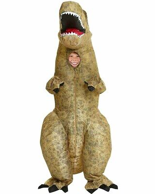 Kids Whale Costume (Morphcostumes - Giant T-Rex - Child Inflatable)
