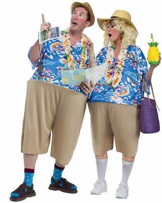 Costume Size STD (Tacky Tourist)