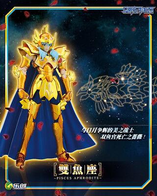 LC Saint Seiya Cloth Myth EX Gold Pisces Aphrodite Aphrodite Saint Seiya