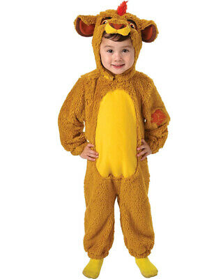 Furry Kion Toddler Costume (Lion Furry)