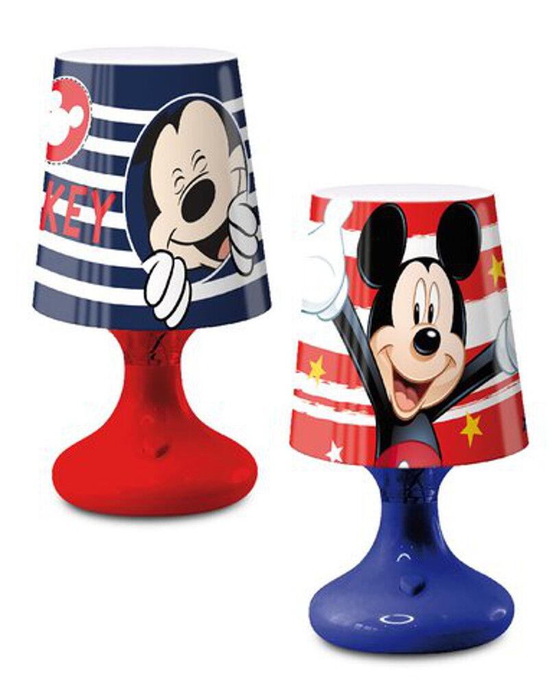Mickey Maus LED Lampe Nachttischlampe Licht Kinderzimmer Deko Leuchte Mouse
