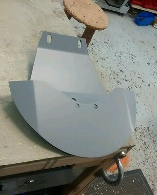 526876 New Idea Hesston Massey Disc Mower Skid Shoe