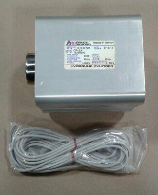 Horiuchi Machinery Cr-sa 1sa80b40 Hydraulic Cylinder With Sensors Nos 006d7