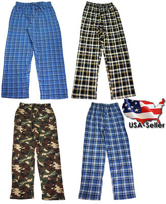 Купить Hanes - Hanes Mens Premium Comfortsoft Cotton Knit Sleep Lounge Pajama Pants