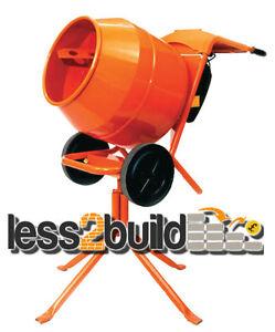 Belle cement mixer minimix mini mix 150 petrol honda for Cement mixer motor for sale