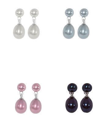 KYOTO PEARL Set of Four Pearl Earrings BNIB