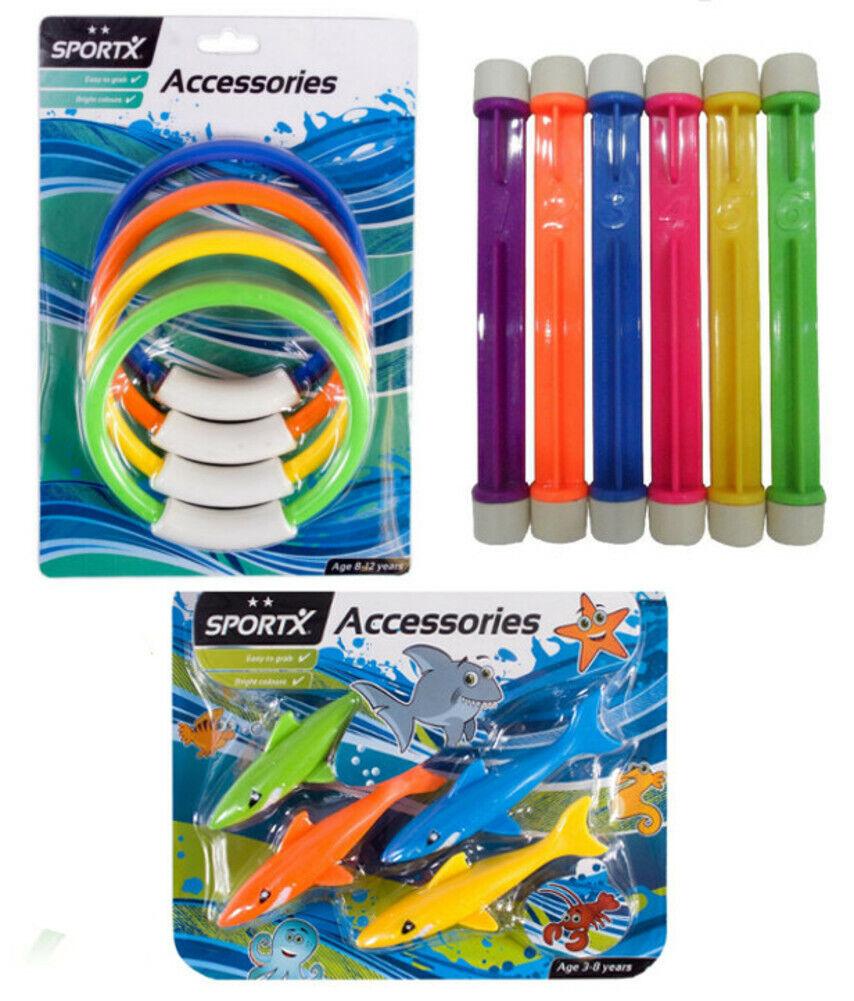 Tauchspielzeug Wasserspielzeug mit Gewicht Tauchen Pool Spielzeug Ringe