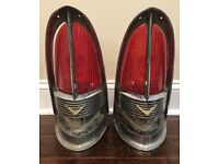 1956 PACKARD   BACK UP LENSES PAIR OF NEW  REPRODUCTIONS